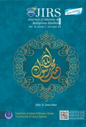 Journal of Islamic & Religious Studies (JIRS)