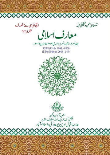 Maare e Islami AIOU Research Journal