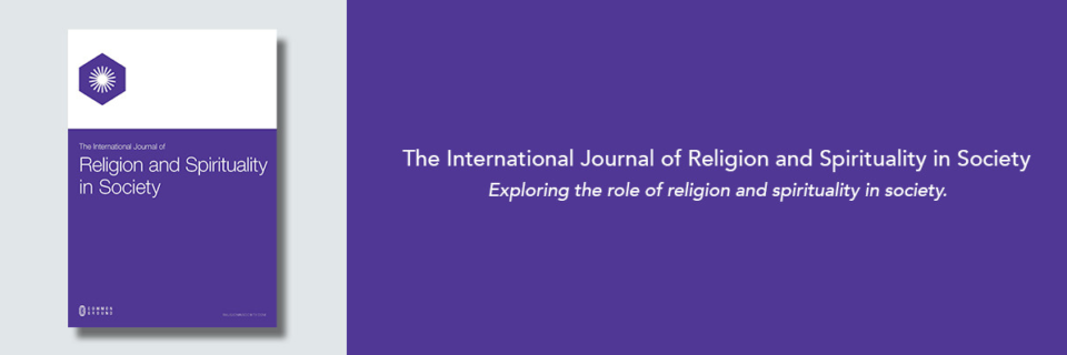 Submit Your Article to The International Journal of Religion and Spirituality in Society