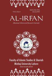 Al-Irfan, Faculty of Islamic Studies & Shariah Minhaj University, Lahore
