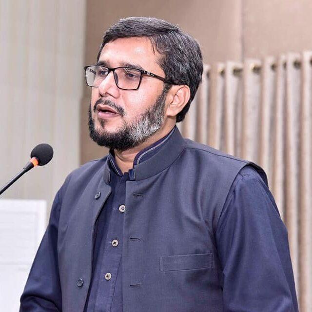 Dr. Muhammad Saeed Shiekh