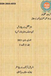 International Research Journal on Islamic Studies